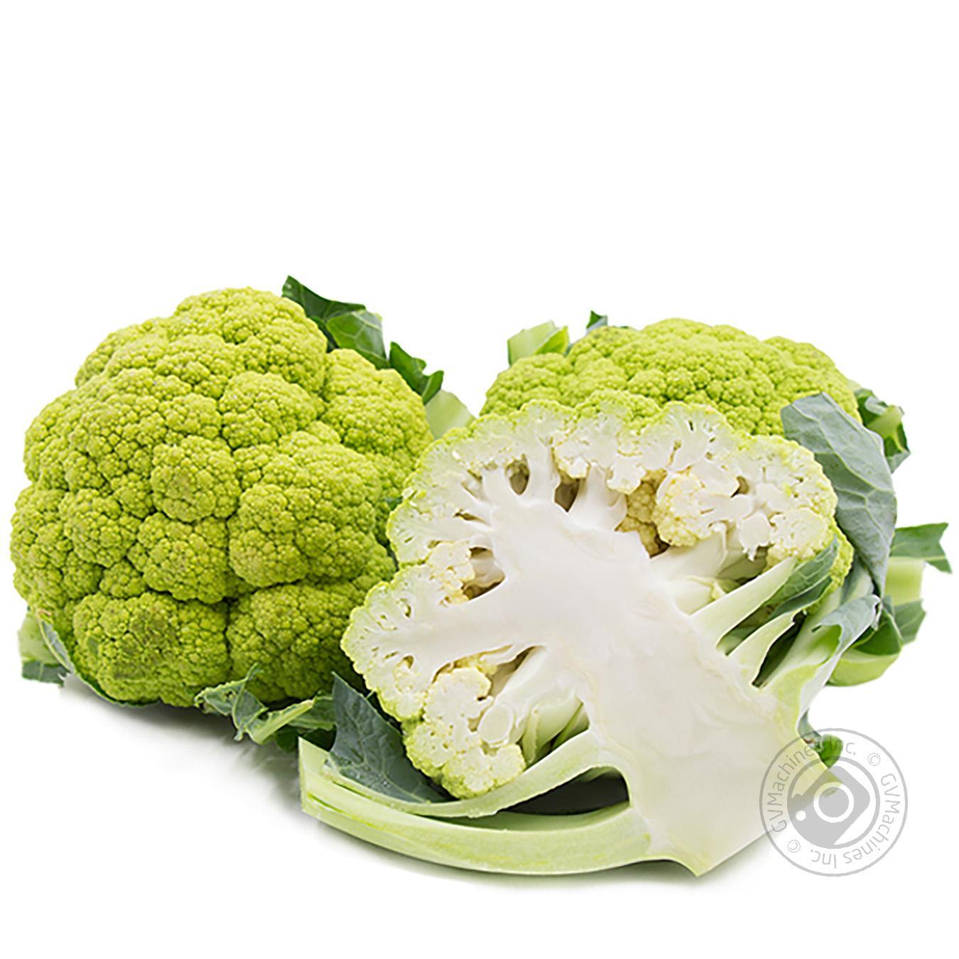Купить Цвітна капуста зелена кг