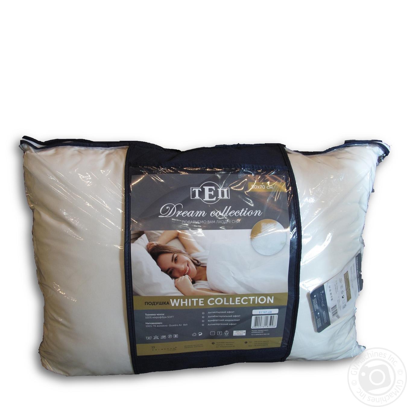 Купить Подушка ТЕП White Collection 50х70см