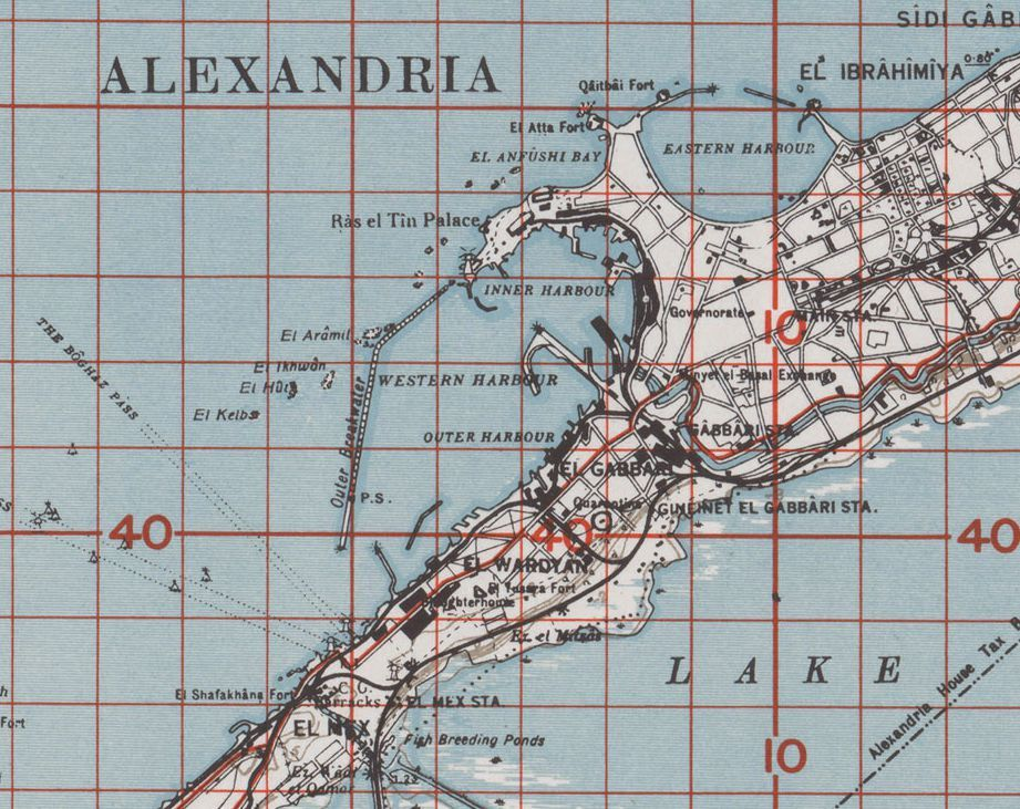 Mex Camp Egypt Middle East North Africa Great War Forum - Map of zeitoun egypt