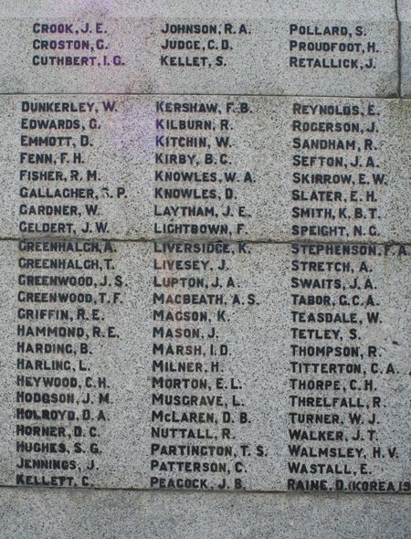Morecambe War Memorial  WW1 H to W.jpg