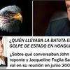 La batuta oculta en el golpe de estado en Honduras