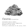 """Exposición fotográfica """"Fauna"""""""