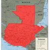 Para Estar Preparados, Mapa de las Zonas Rojas del País