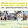 ¿Hacia adónde camina la economía en Honduras?