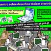 Encuentro Sobre Desechos Tóxicos Electrónicos