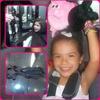 Niña de tres años dona su hermoso cabello a niños con cáncer