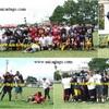 Los Dragons de Cartago entrenan fuerte para el Cameponato Nacional de Fútbol Americano