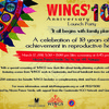 Wings' 10th Anniversary Launch Party
