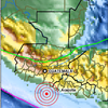 Magnitude 4.8 Earthquake, Offshore Guatemala