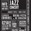 Latin Jazz Event in Antigua on August 20th