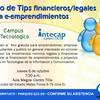 Foro de Tips financieros y legales para e-emprendimientos