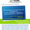 """ESTE JUEVES conferencia """"Modificación del mecanismo de autoregulación de TCP"""""""