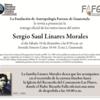 Entrega Oficial de Restos Sergio Linares