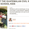 "Help Fund 500 copies of ""Cual Guerra?"""