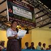 Atentado contra Lolita Chávez, del Consejo de Pueblos K'iche's