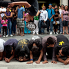 Street Performance in Guatemala City