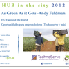Hub in the city presenta As Green As It Gets con Andy Feldman