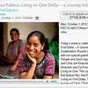 "Next on Mesa Pública: ""Living on One Dollar – a Journey into Guatemala's Poverty problem"" (Audio)"