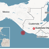 7.4-magnitude earthquake strikes off Mexico-Guatemala border