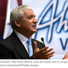 Otto Pérez Molina says regulated narcotics market must be introduced