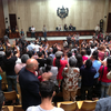 Lead Judge Barrios Suspends Hearing Until Constitutional Court Rules on Legality of Annulment