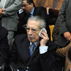 To His Evident Surprise, General Ríos Montt Gets 80 Years