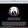 Anonymous Hacks Honduras's Elections Website