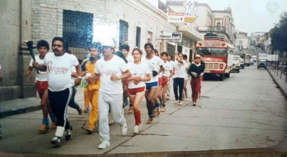La Antorcha 1985