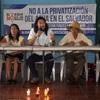 Desinterés Político Por La Ley De Agua