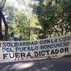 Bloquean La Frontera Salvadoreña En Solidaridad Con Honduras