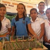 Huertos Escolares, Reciclaje Y Gestión De Riesgos En Escuelas Salvadoreñas