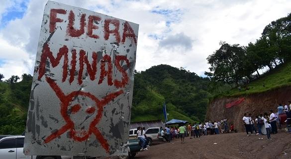 La Defensa De Los Ríos Contra La Minería En Centroamérica
