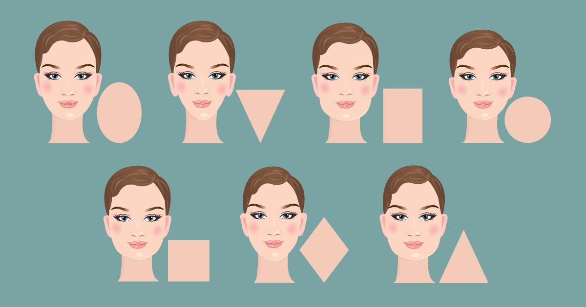 face-shapes-hair