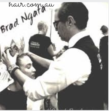 Brad Ngata Director Salon | hair.com.au