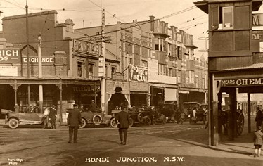 old bondi junction