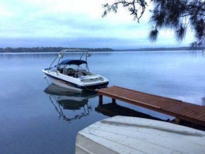 How to Dock a Boat in Umina Beach