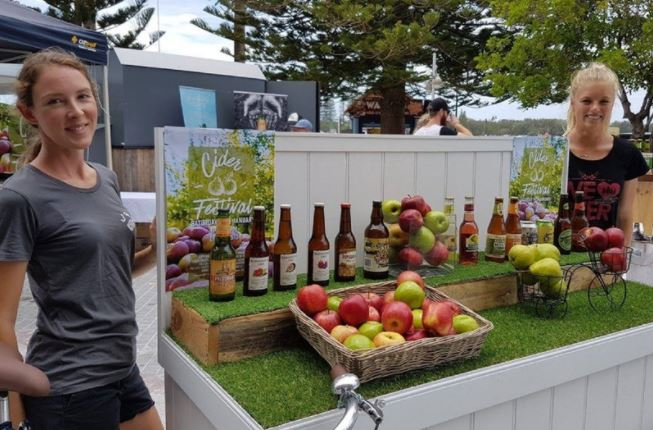 CIDERFEST AT THE ENTRANCE HOTEL – THE ENTRANCE, TERRIGAL