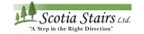Website for Scotia Stairs Ltd.