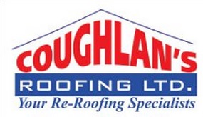 Website for Coughlan's Roofing Ltd.