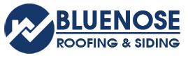 Website for Bluenose Roofing & Siding