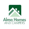 Website for Alma Homes & Campers