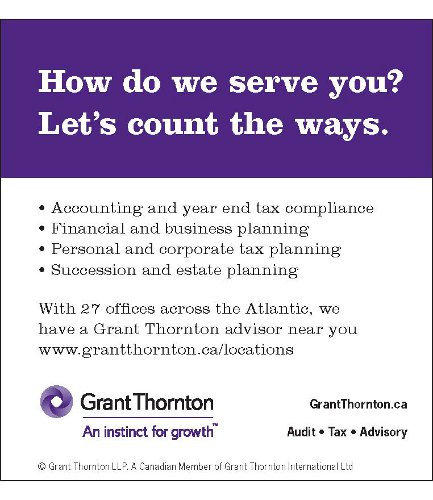 Website for Grant Thornton LLP