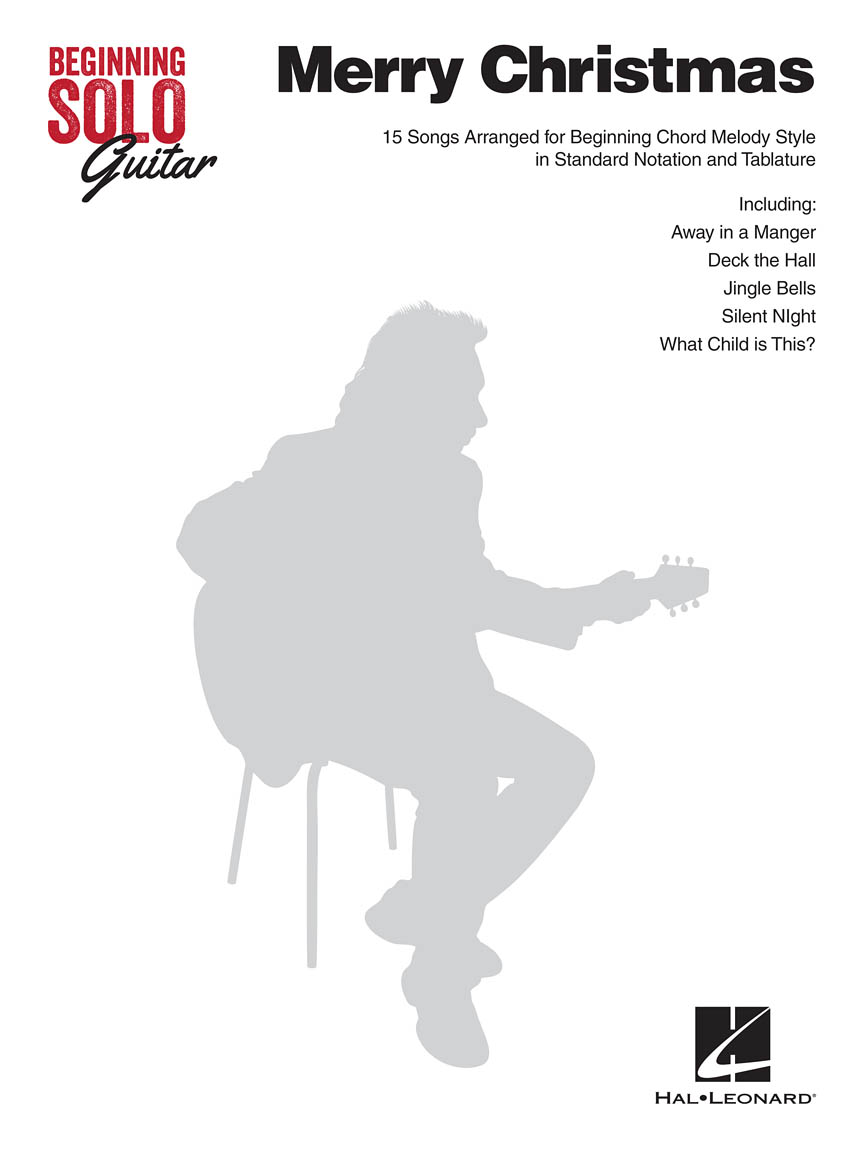 Merry Christmas Guitar Tab Beginning Guitar Solo 119910