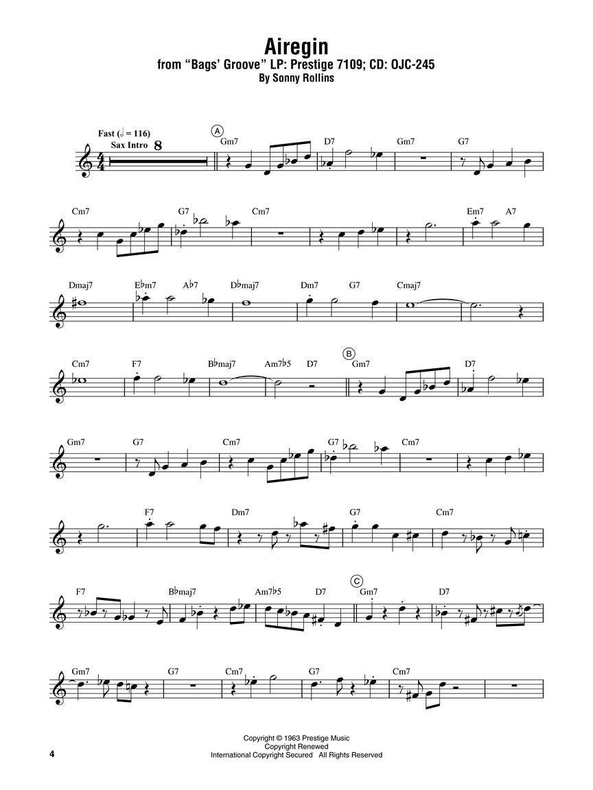 john coltrane omnibook bb pdf
