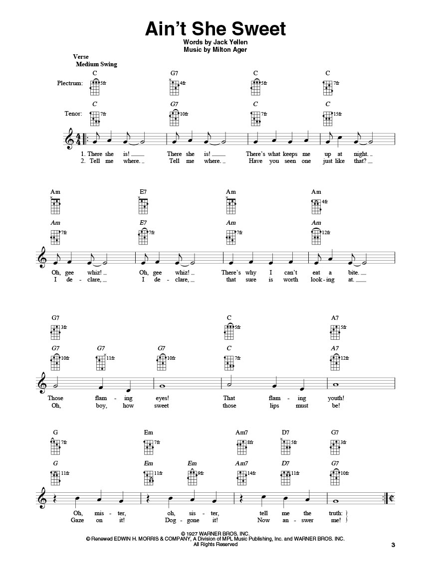 Dixieland Jazz Banjo   Authentic Lead Sheets With Chord Diagrams For Tenor  U0026 Plectrum Banjo
