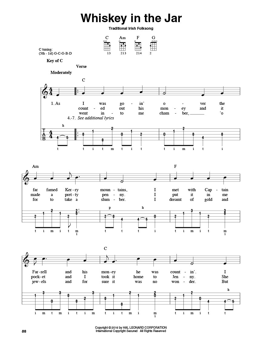 spancil hill lyrics
