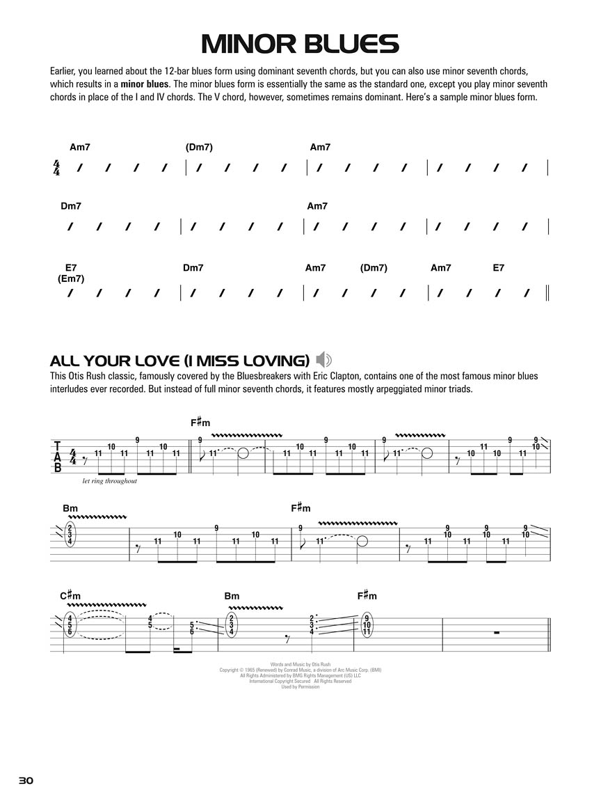 Hal Leonard Guitar Tab Method Book 3 Guitar Tab Bookonline