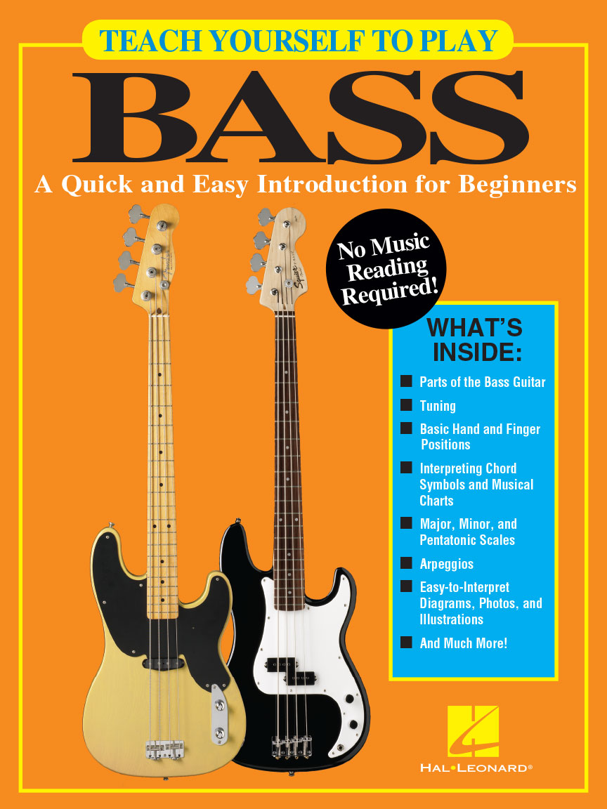 Teach Yourself To Play Bass A Quick And Easy Introduction For