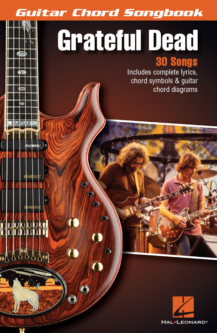 Grateful Dead Guitar Chord Songbook Lyricschord Symbolsguitar