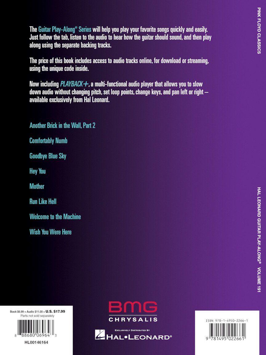 Another Brick Demo Back Cover